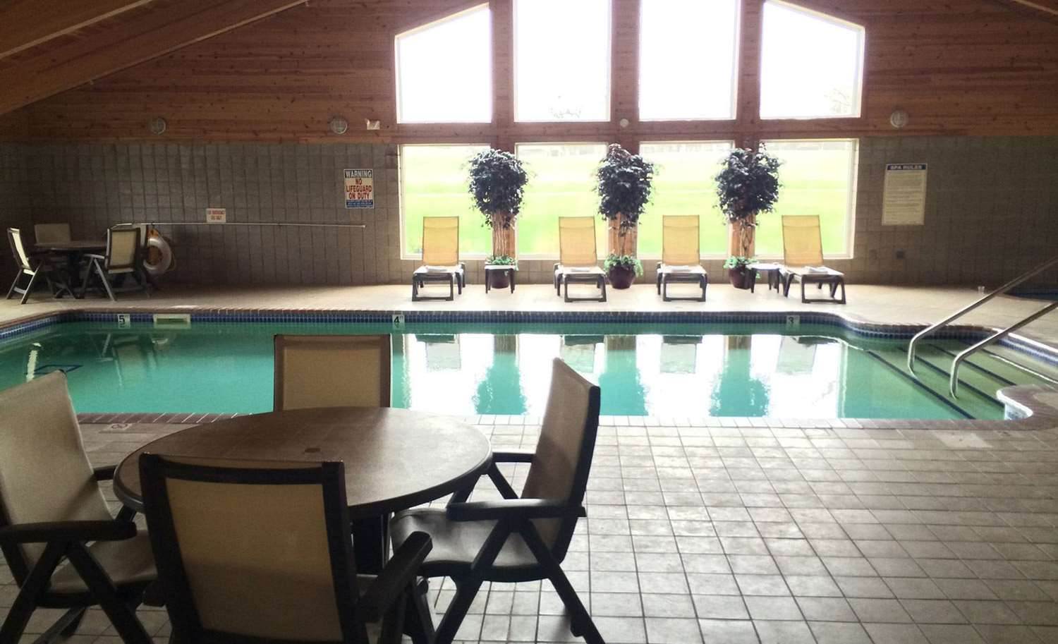 Pool - AmericInn Lodge & Suites Northfield