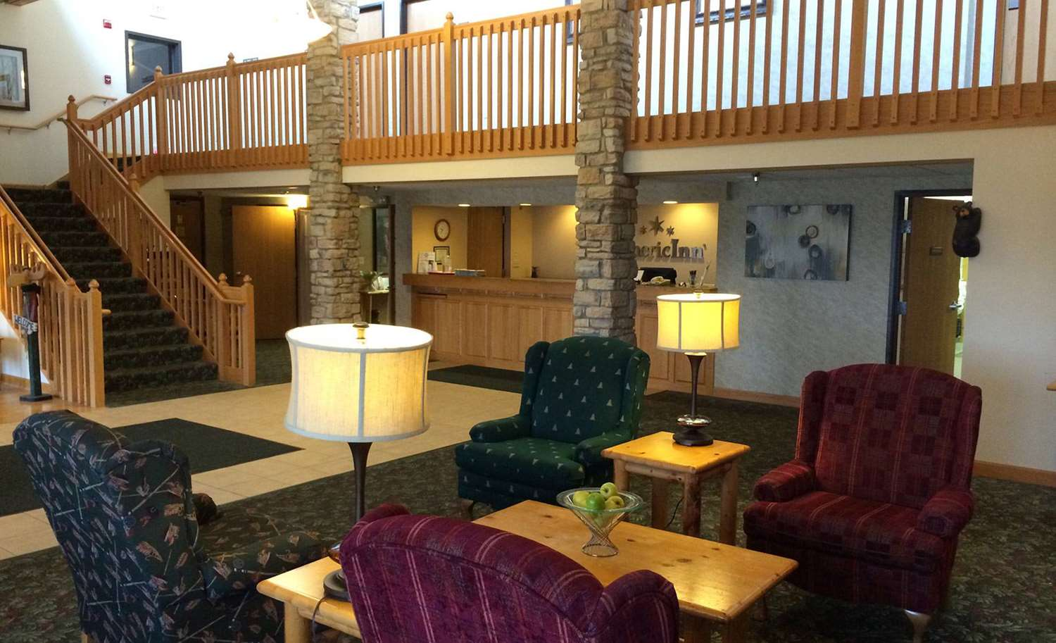 Lobby - AmericInn Lodge & Suites Northfield