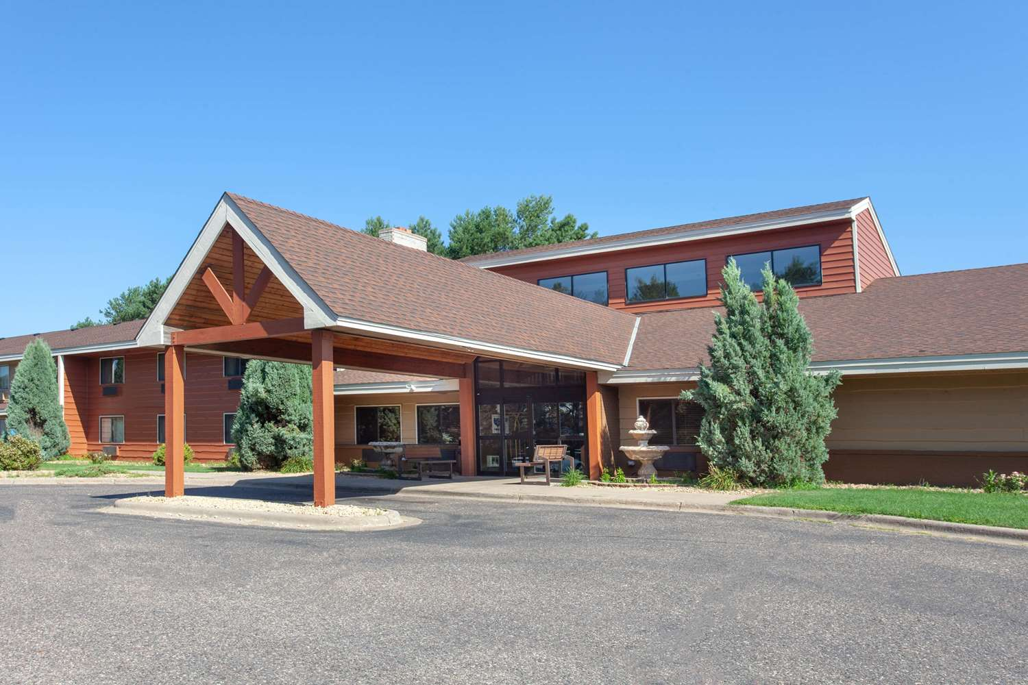 Exterior view - AmericInn Lodge & Suites Ham Lake