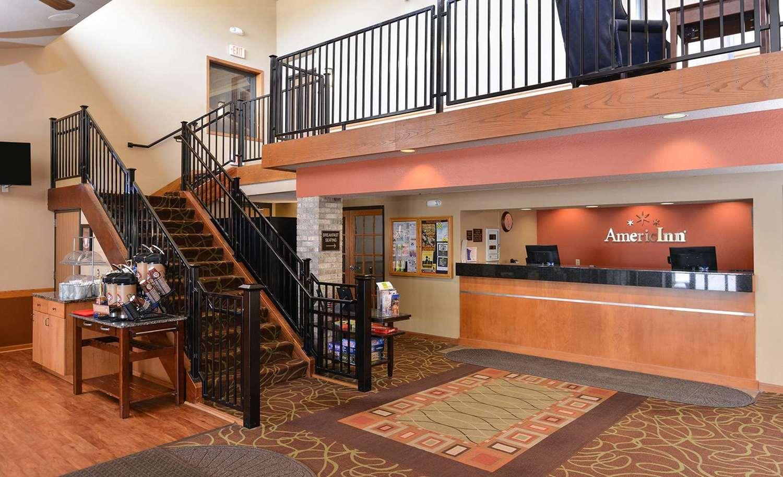 Lobby - AmericInn Fergus Falls Conference Center