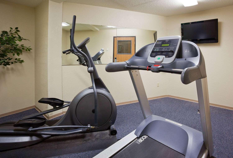 Fitness/ Exercise Room - AmericInn Lodge & Suites West Acres Fargo