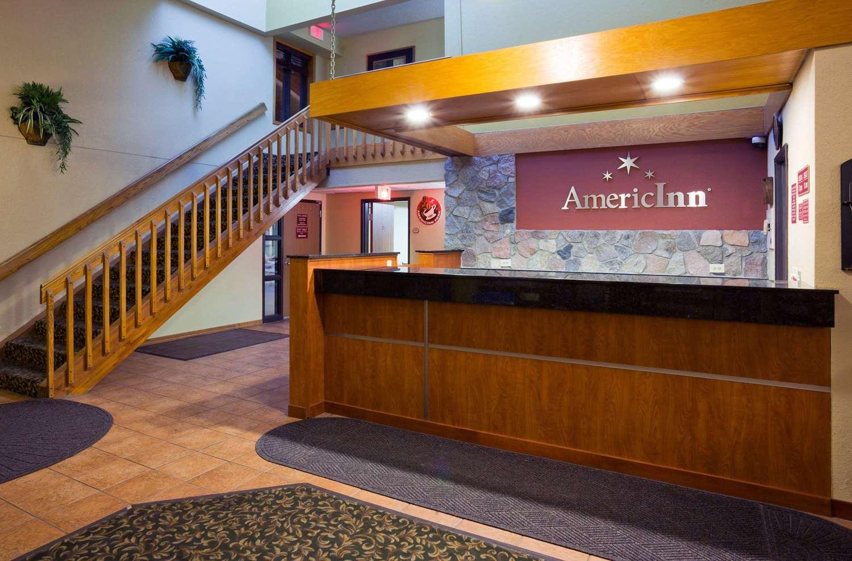 Lobby - AmericInn Lodge & Suites West Acres Fargo