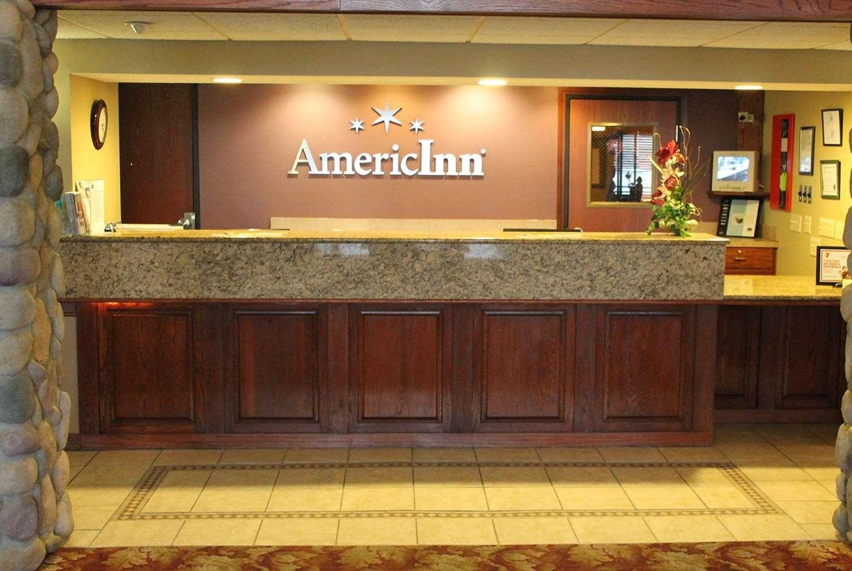 Lobby - AmericInn Lodge & Suites Grimes