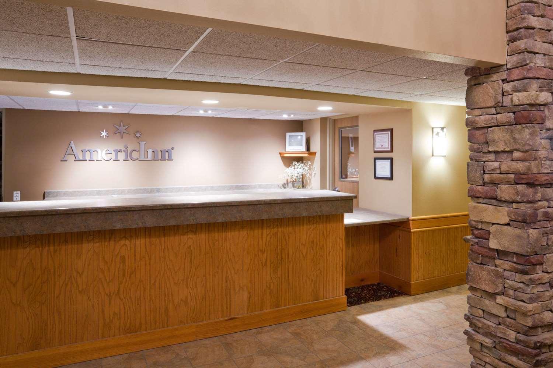 Lobby - AmericInn Lodge & Suites Jackson