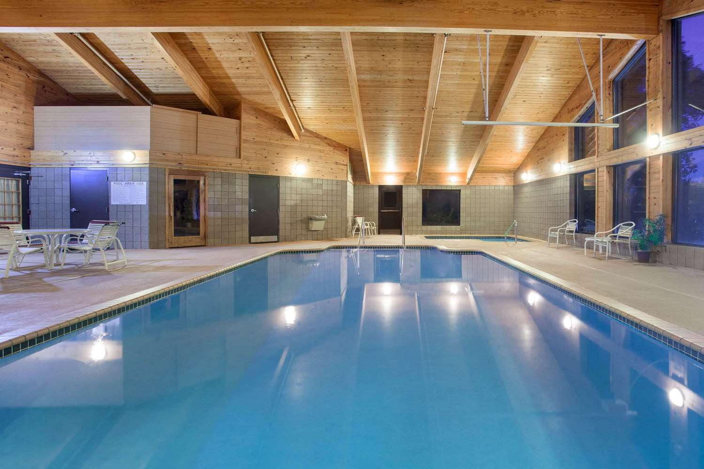 Pool - AmericInn Lodge & Suites White Bear Lake
