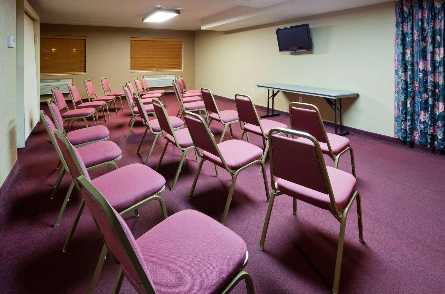 Meeting Facilities - AmericInn Lodge & Suites Monroe