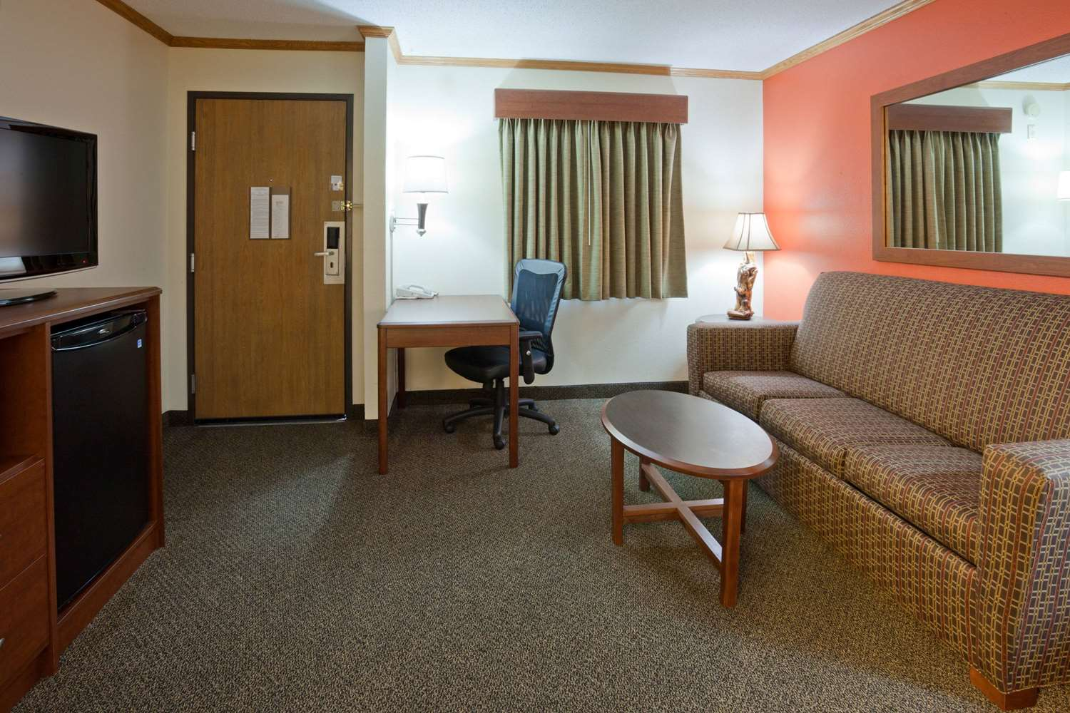 Room - AmericInn Lodge & Suites Virginia