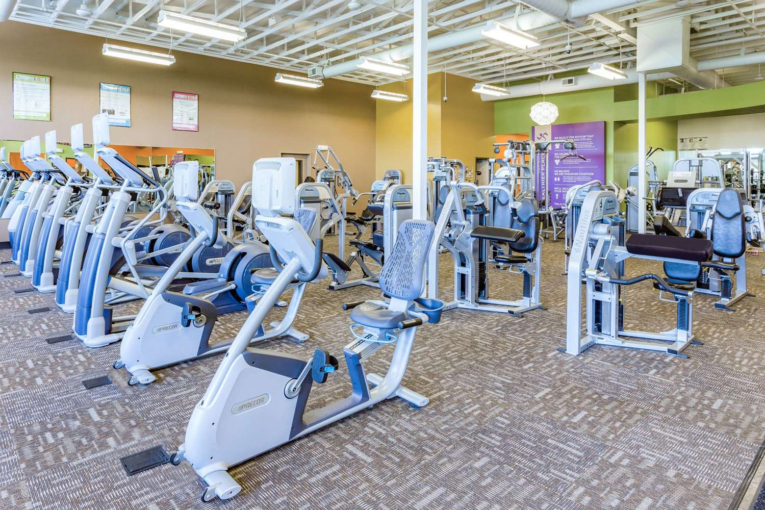 Fitness/ Exercise Room - AmericInn Lodge & Suites Virginia