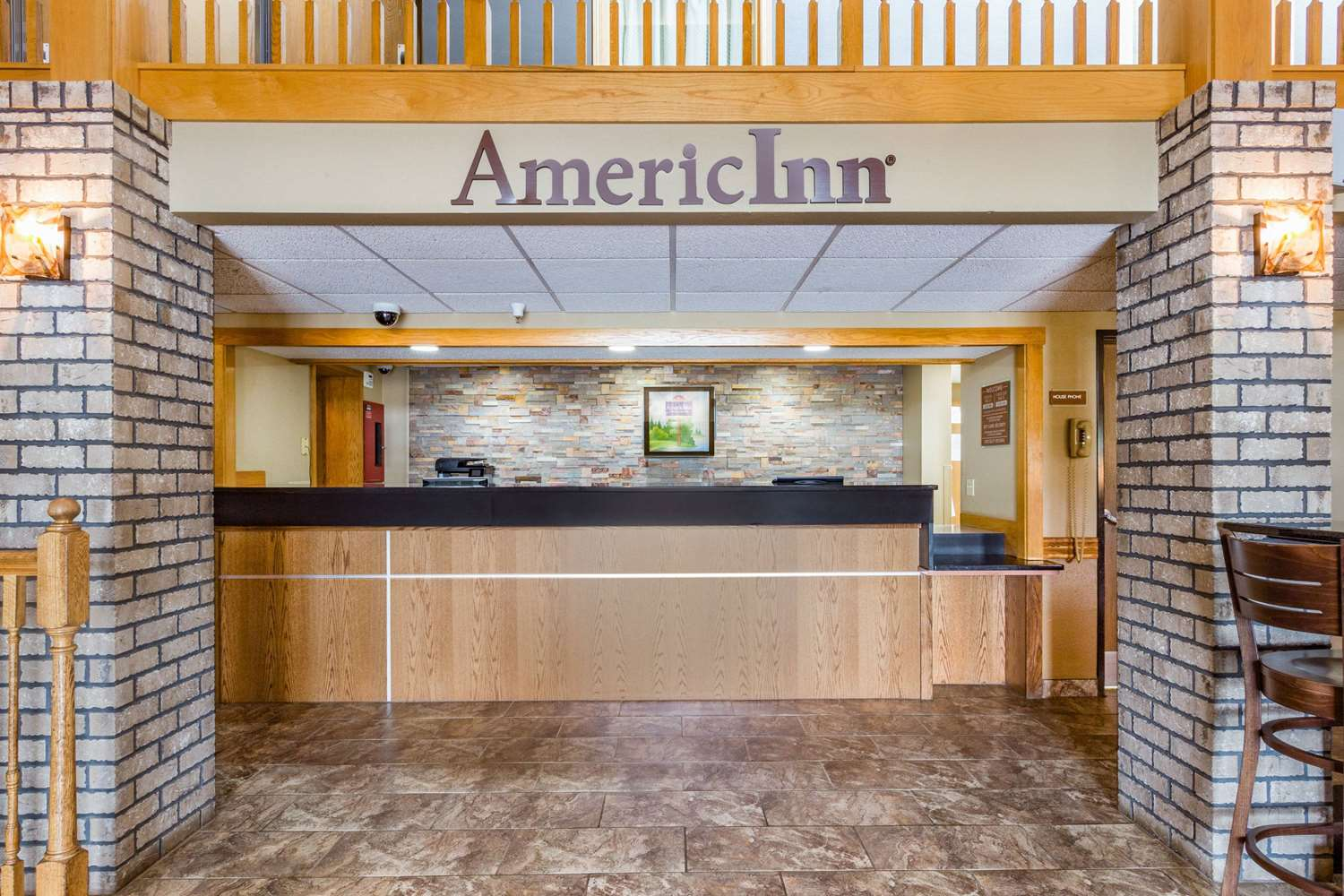 Lobby - AmericInn Lodge & Suites Virginia