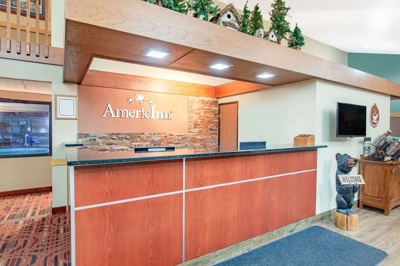 Lobby - AmericInn Lodge & Suites Cloquet
