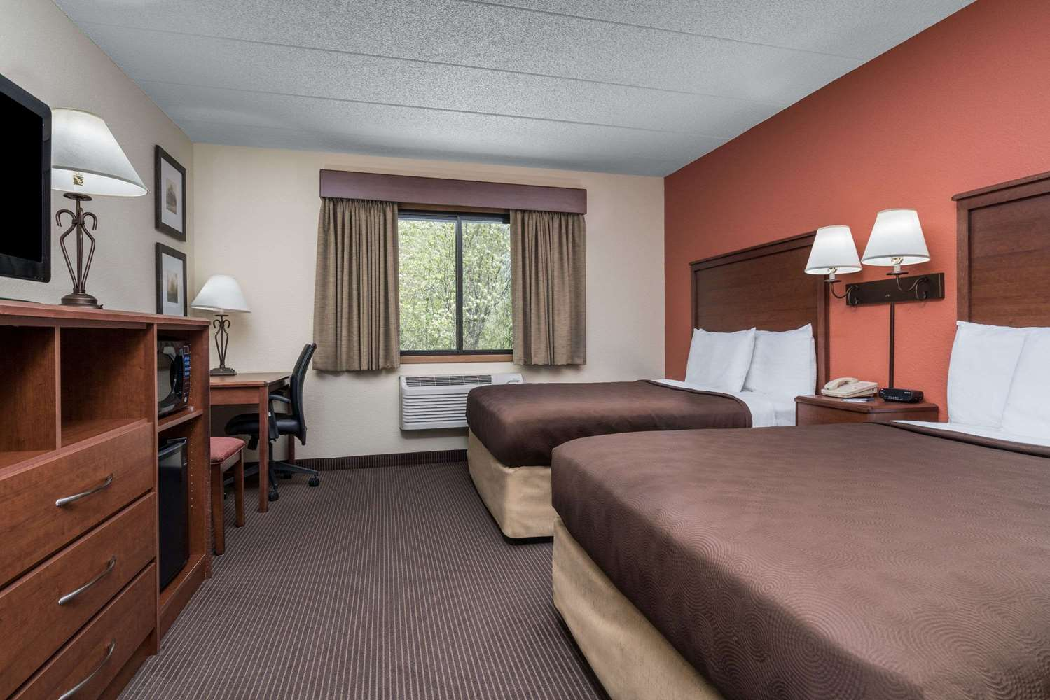 Room - AmericInn Lodge & Suites Tofte
