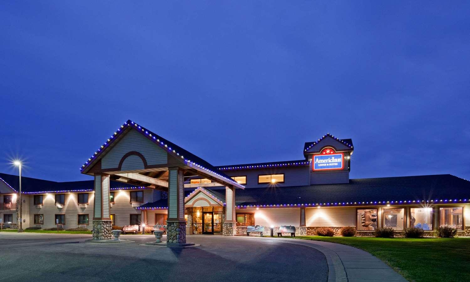 Exterior view - AmericInn Lodge & Suites Wabasha