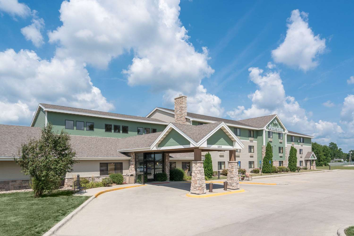 Exterior view - AmericInn Lodge & Suites Fort Dodge