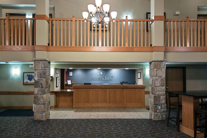 Lobby - AmericInn Lodge & Suites Fort Dodge