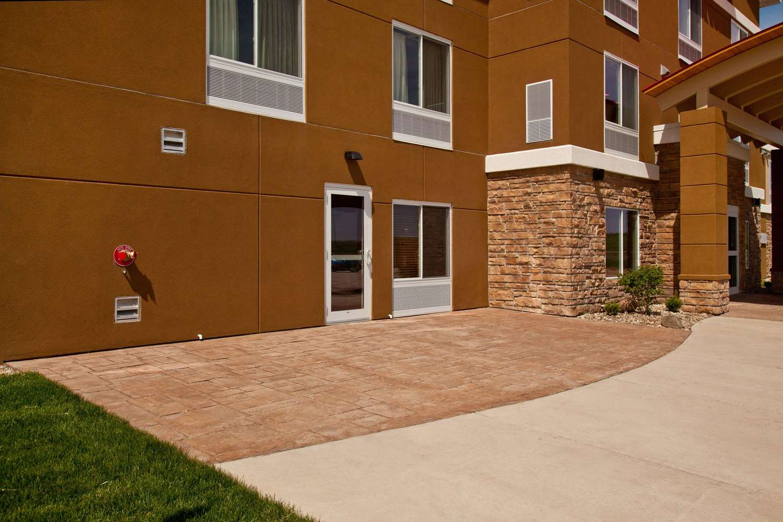 Exterior view - AmericInn Lodge & Suites Fairfield