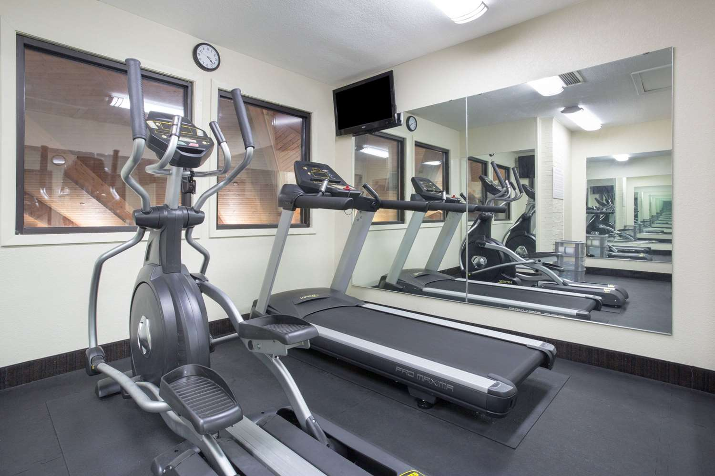 Fitness/ Exercise Room - AmericInn Hotel & Suites Mt Pleasant
