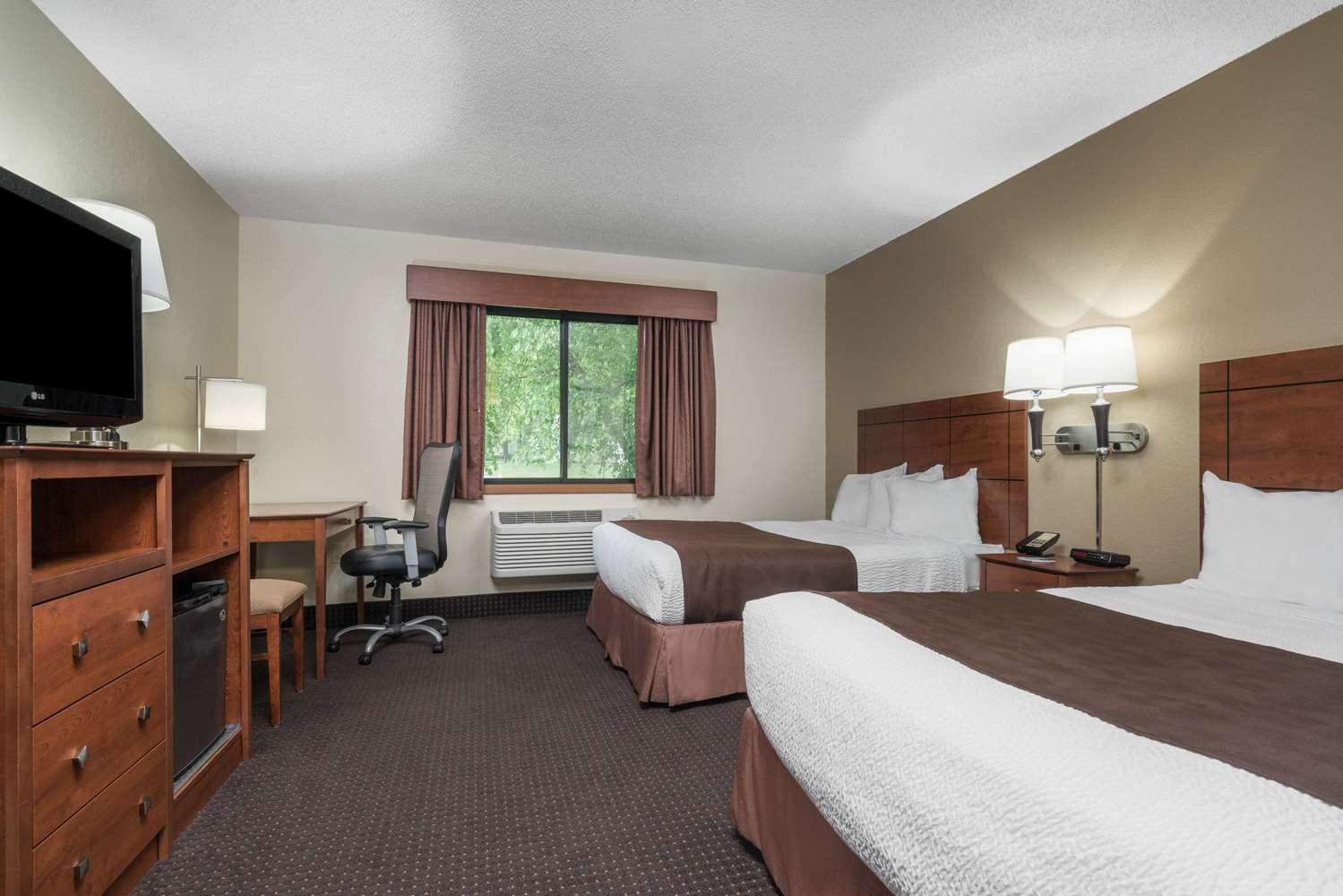Room Americinn Lodge Suites Lake City