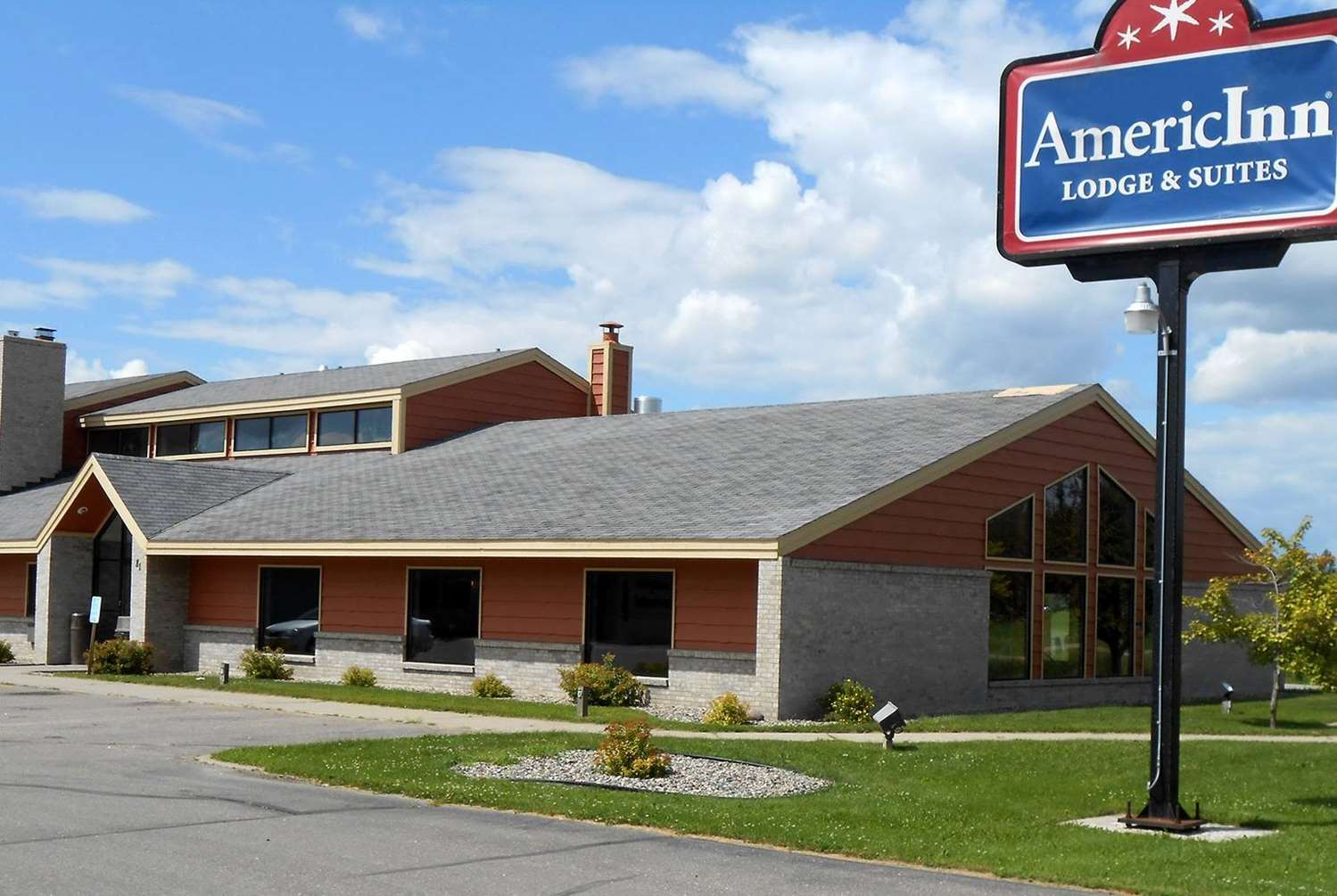 Exterior view - AmericInn Hotel & Suites Blackduck