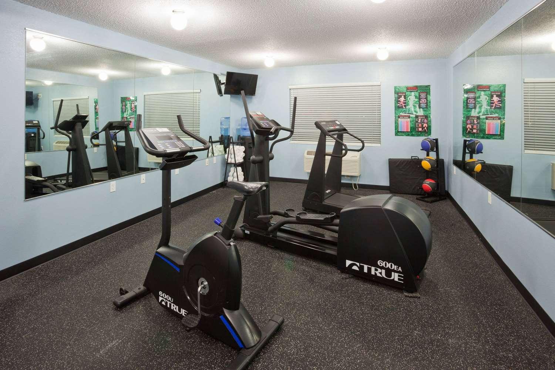 Fitness/ Exercise Room - AmericInn Lodge & Suites Shakopee