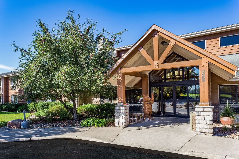 Exterior view - AmericInn Lodge & Suites Hampton