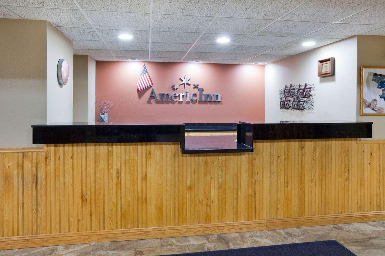 Lobby - AmericInn Lodge & Suites Sartell