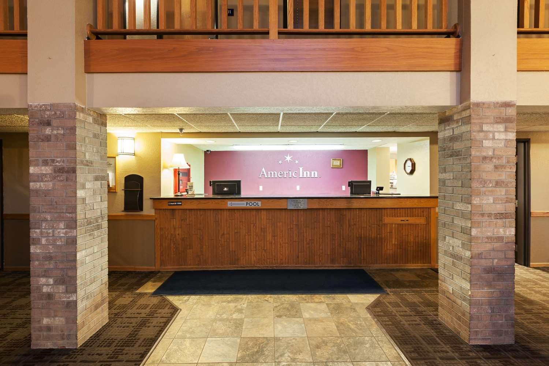 Lobby - AmericInn Hotel & Suites Dickinson