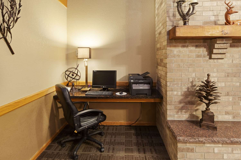 Conference Area - AmericInn Hotel & Suites Dickinson
