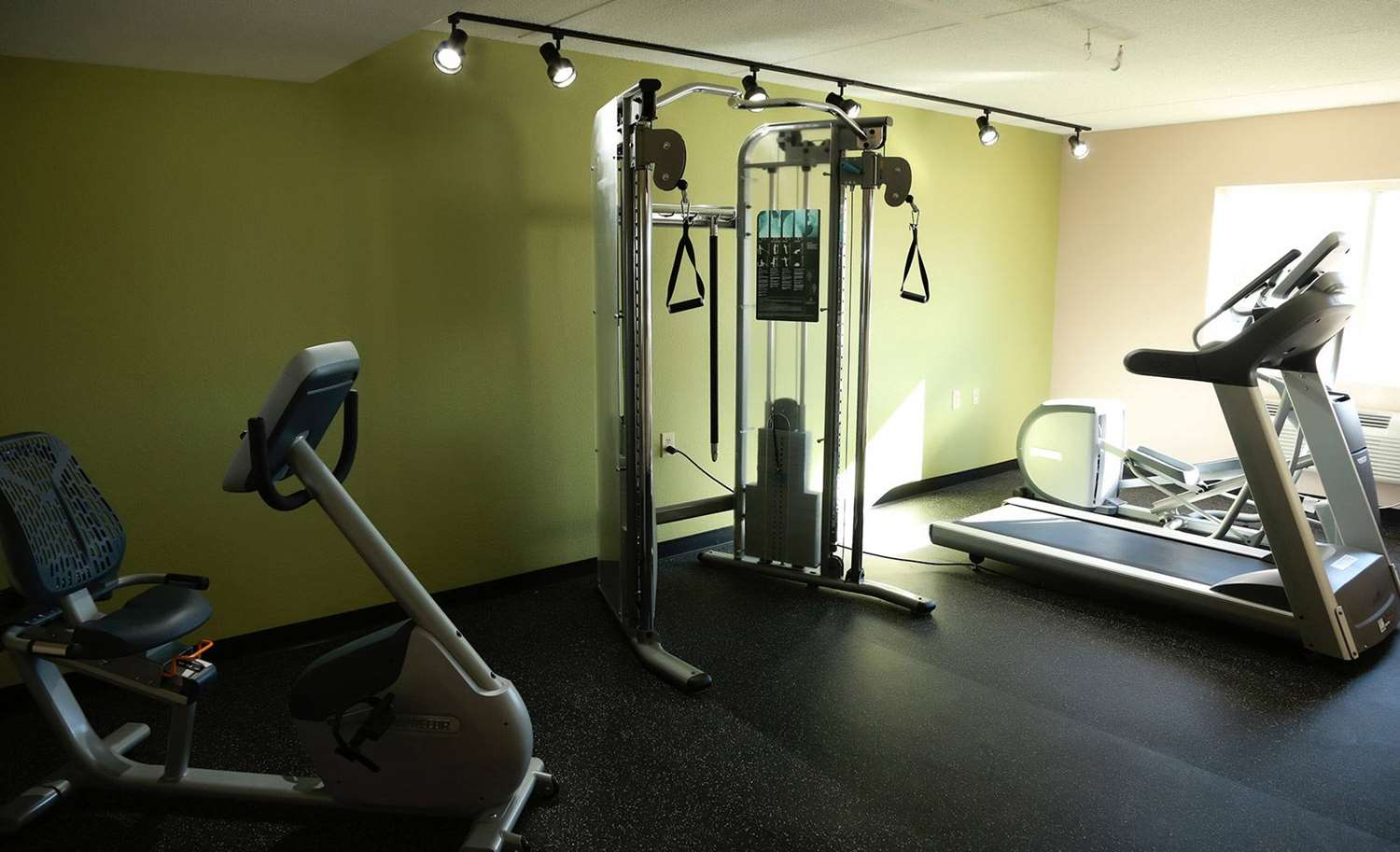 Fitness/ Exercise Room - AmericInn Lodge & Suites McAlester