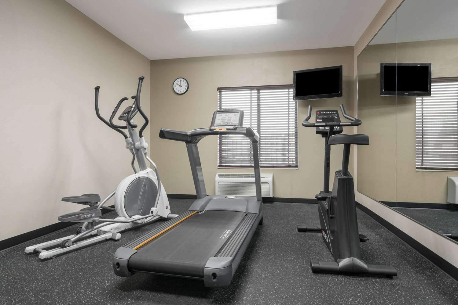 Fitness/ Exercise Room - AmericInn Hotel & Suites Airport Rochester