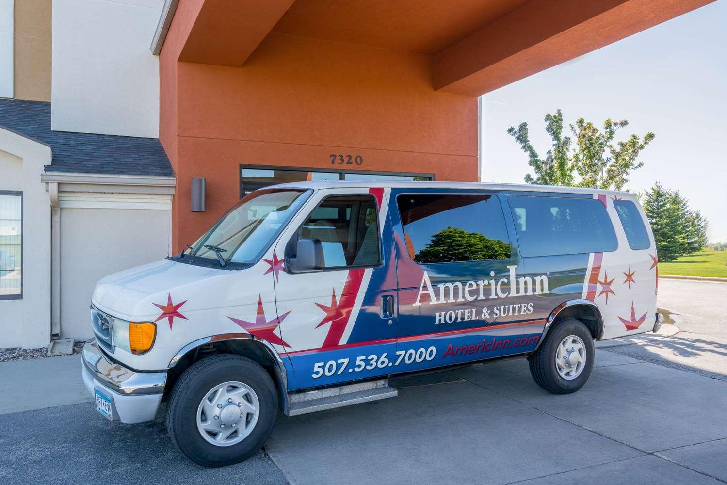 proam - AmericInn Hotel & Suites Airport Rochester