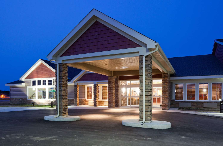 Exterior view - AmericInn Hotel & Suites Hawley