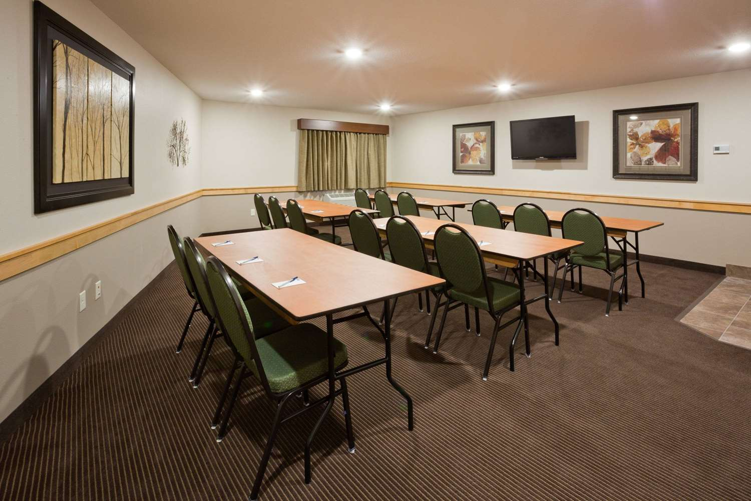 Meeting Facilities - AmericInn Hotel & Suites Hawley