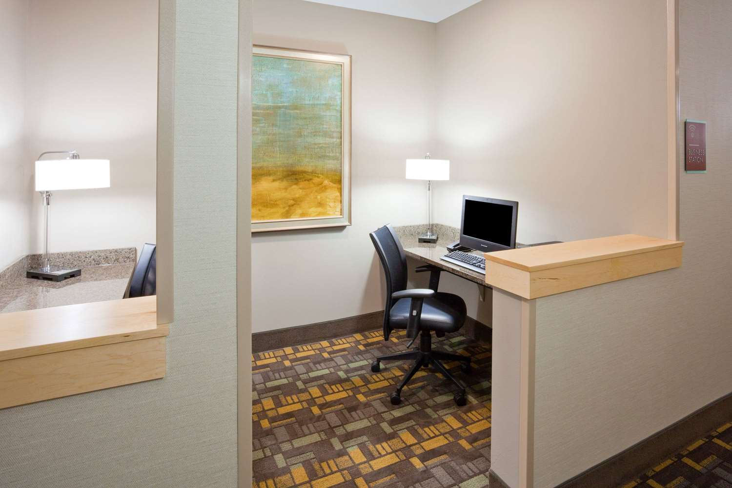 Conference Area - AmericInn Hotel & Suites Sibley