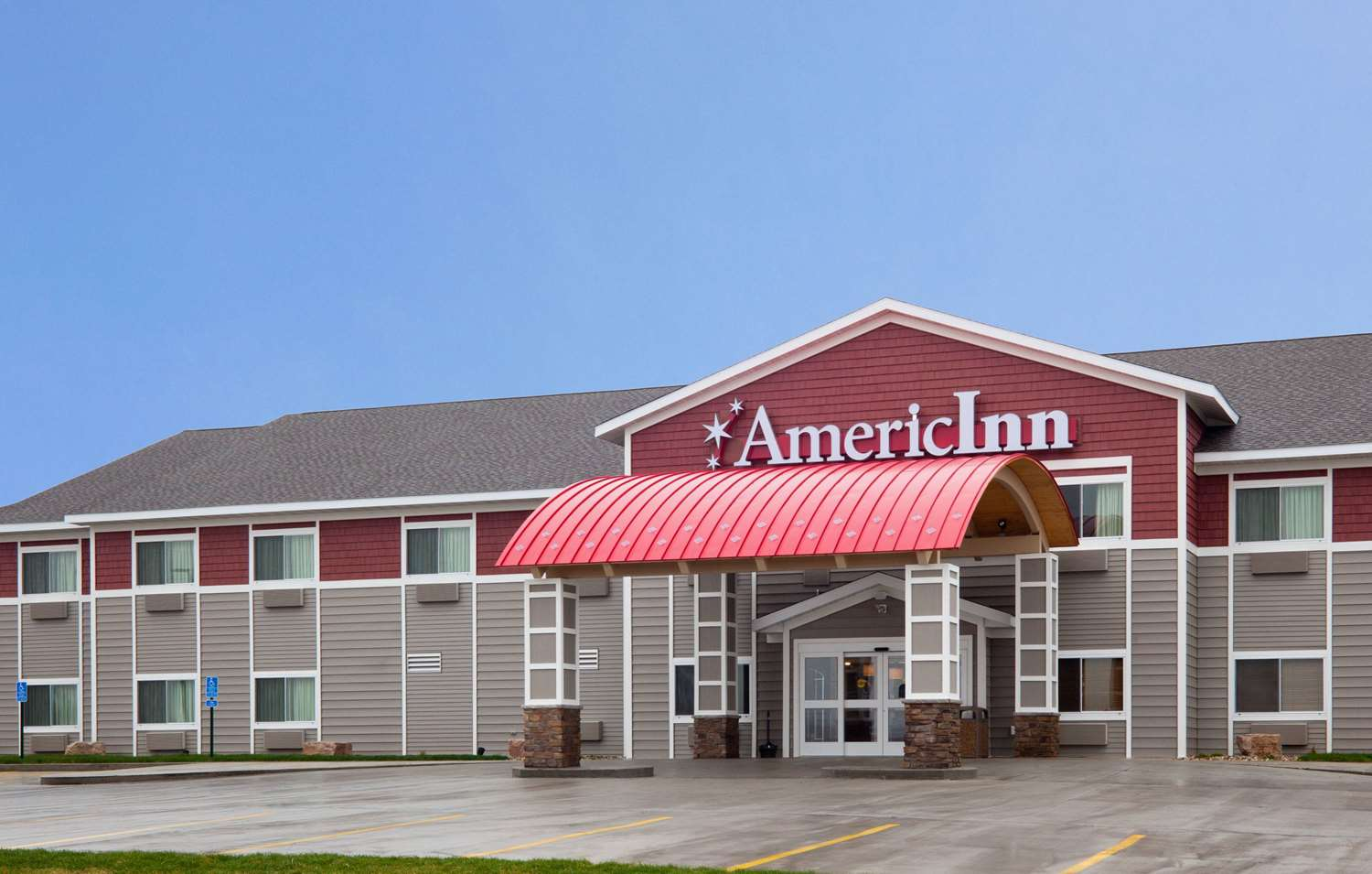 Exterior view - AmericInn Hotel & Suites Sibley