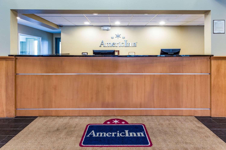 Lobby - AmericInn Hotel & Suites Burnsville