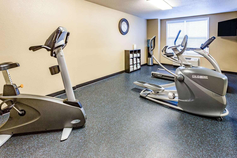 Fitness/ Exercise Room - AmericInn Hotel & Suites Burnsville