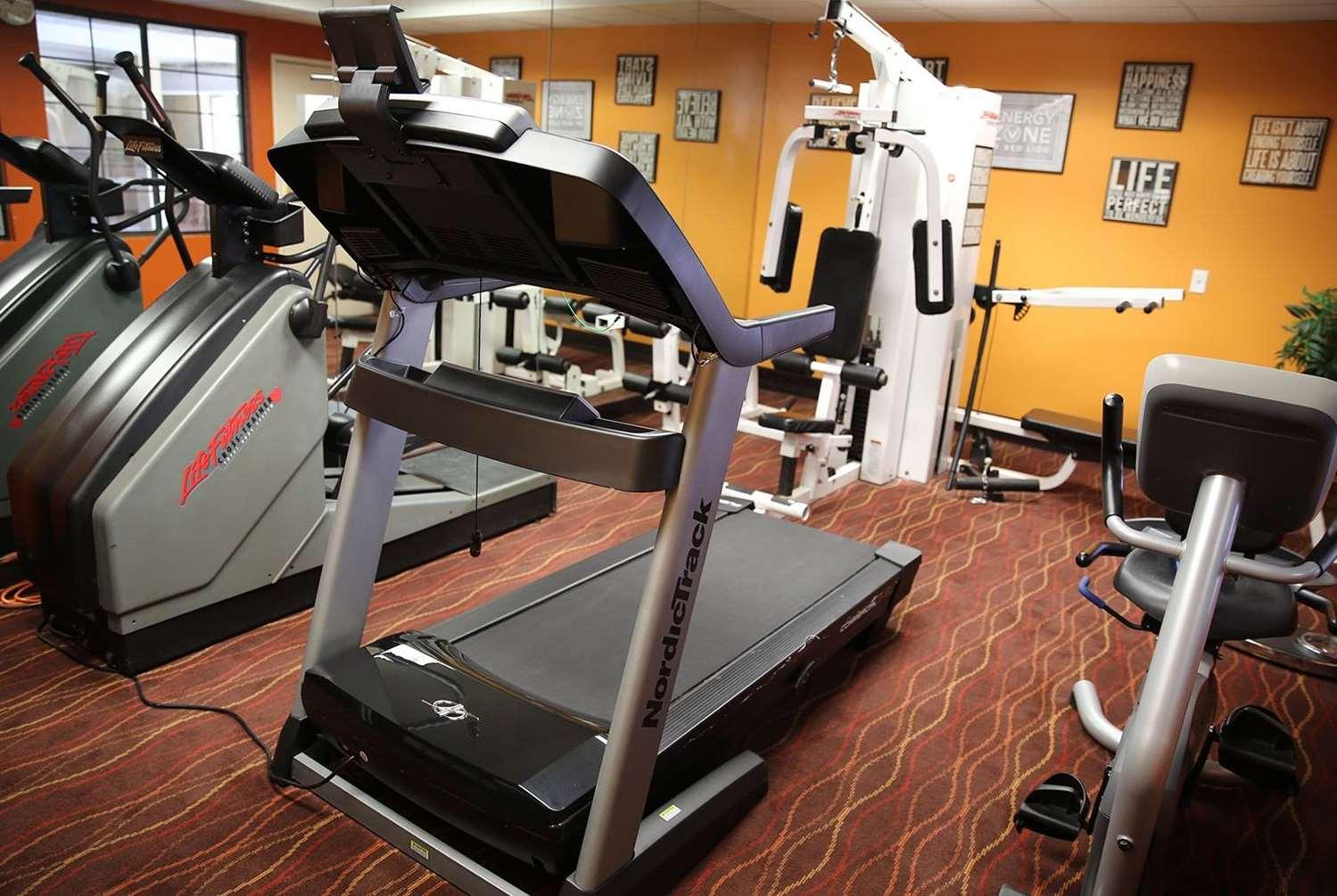 Fitness/ Exercise Room - AmericInn Hotel & Suites Airport Denver