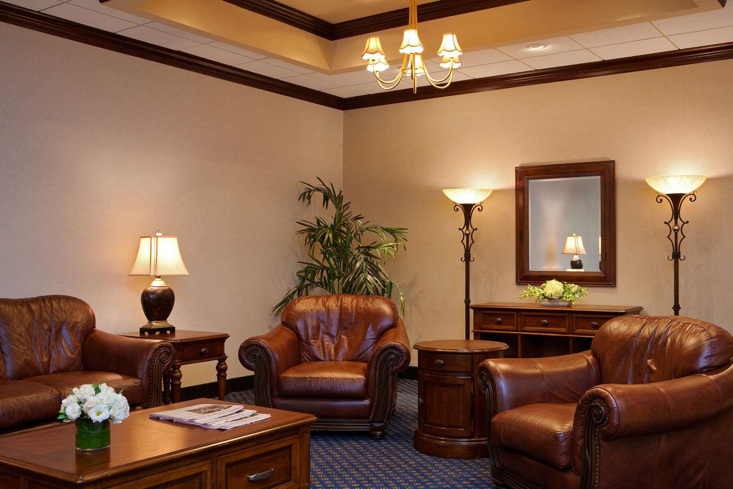 Lobby - Red Lion Hotel Albany