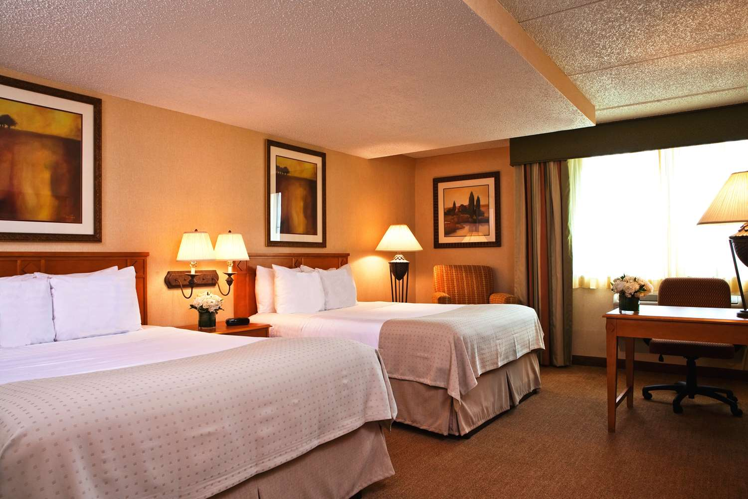 Room - Red Lion Hotel Albany