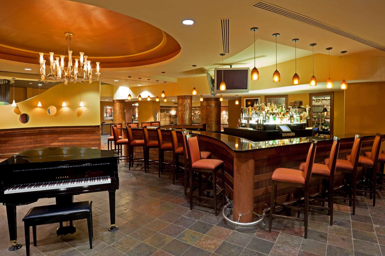 Bar - Red Lion Hotel Albany