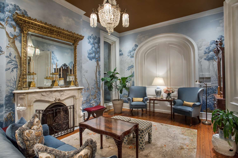 Lobby - Hamilton-Turner Bed & Breakfast Inn Savannah
