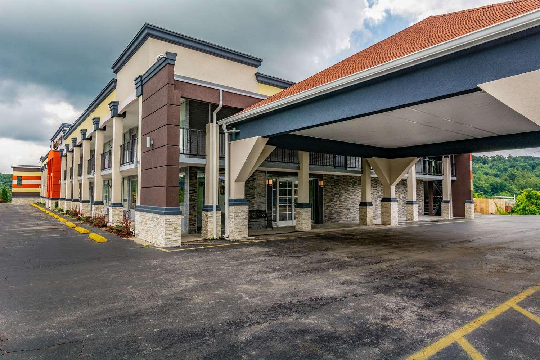 Exterior view - Quality Inn Mount Vernon