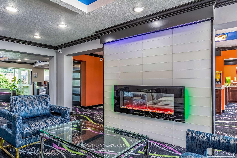 Lobby - Quality Inn Mount Vernon