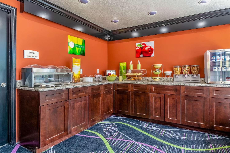 Restaurant - Quality Inn Mount Vernon