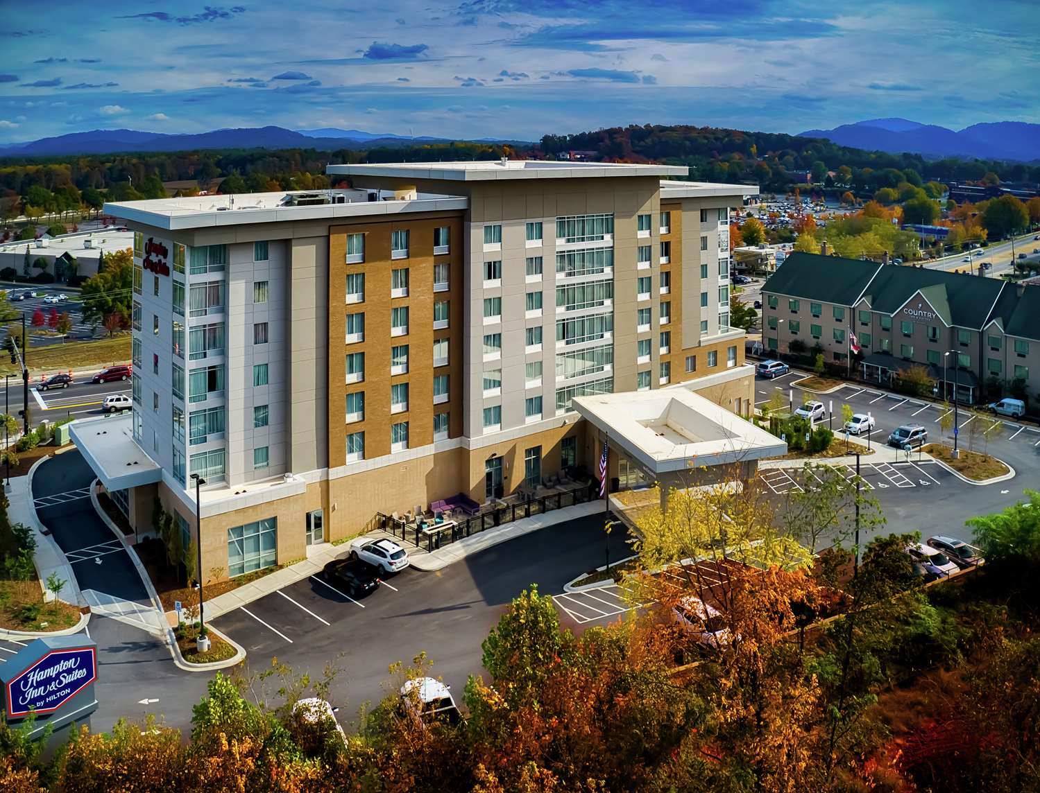 Exterior view - Hampton Inn & Suites Biltmore Area Asheville