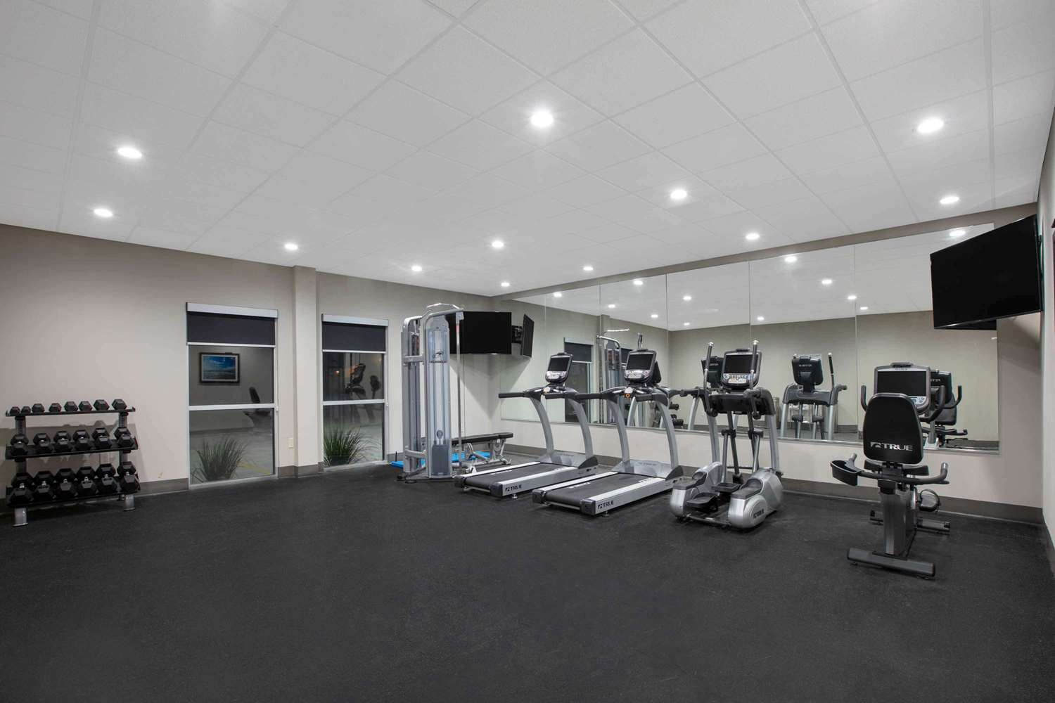 Fitness/ Exercise Room - Wingate by Wyndham Hotel Corpus Christi