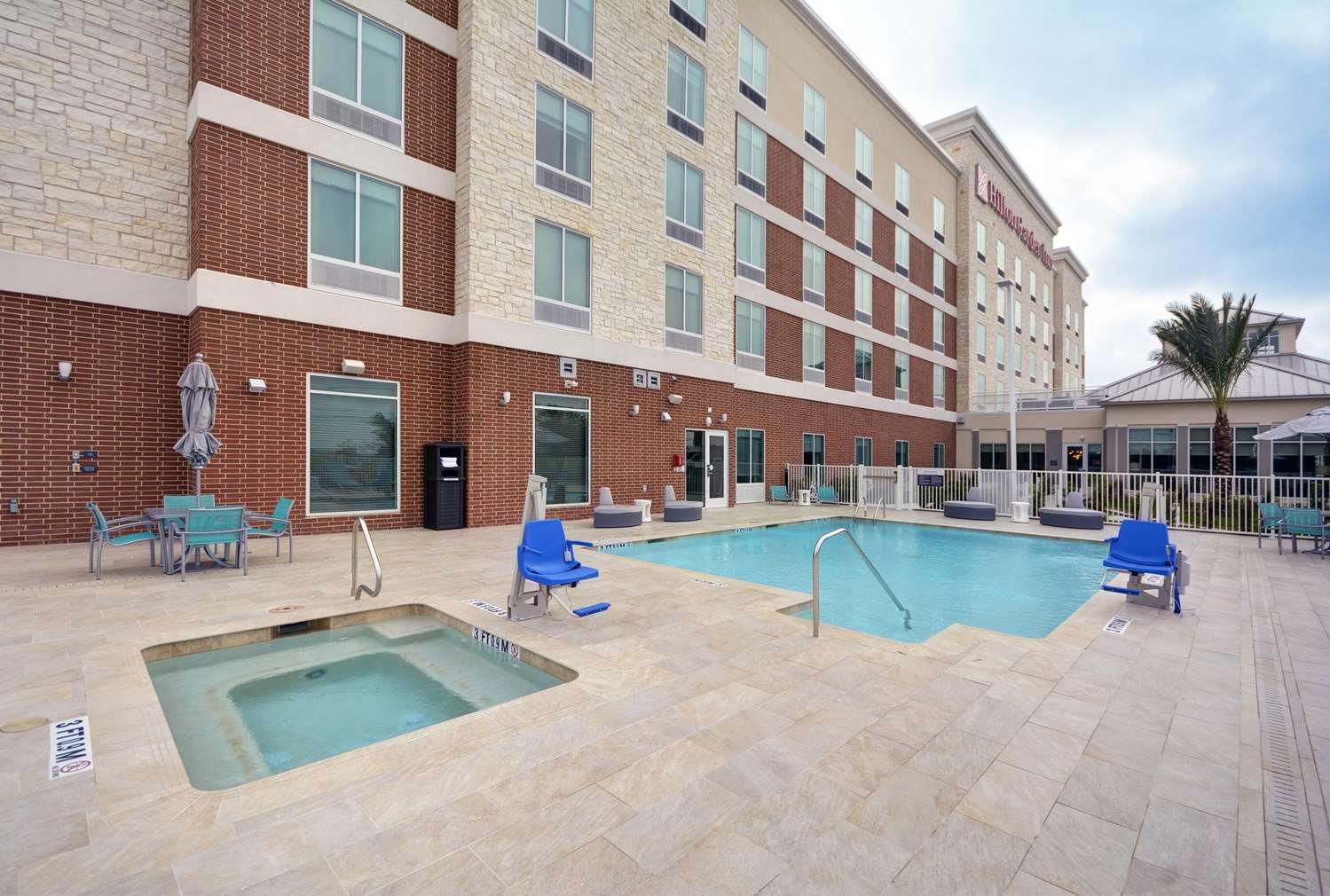 Pool - Hilton Garden Inn Hobby Airport Houston