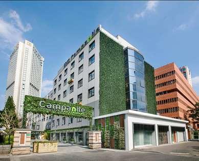 酒店 CAMPANILE SHANGHAI JING AN