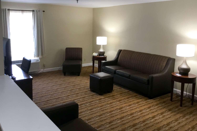 Suite - Comfort Inn I-40 Tunnel Road Asheville