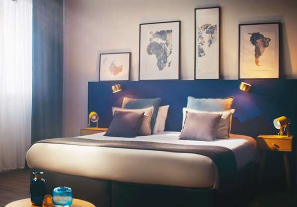 Kyriad 20-year Offer - Hotel KYRIAD Design ENZO THIONVILLE